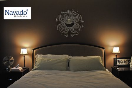 Tuyệt chiêu lý thú cho gương trang trí phòng ngủ