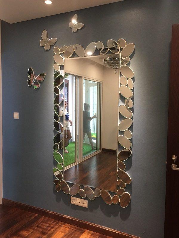 Gương decor butterfly