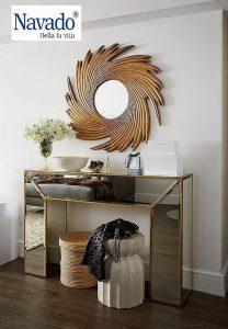 Top mẹo sử dụng gương trang trí nội thất