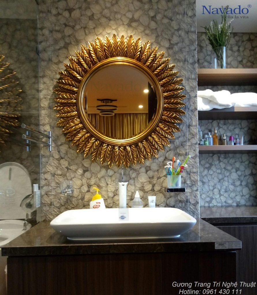 Những mẫu gương phòng tắm được ưa chuộng nhất