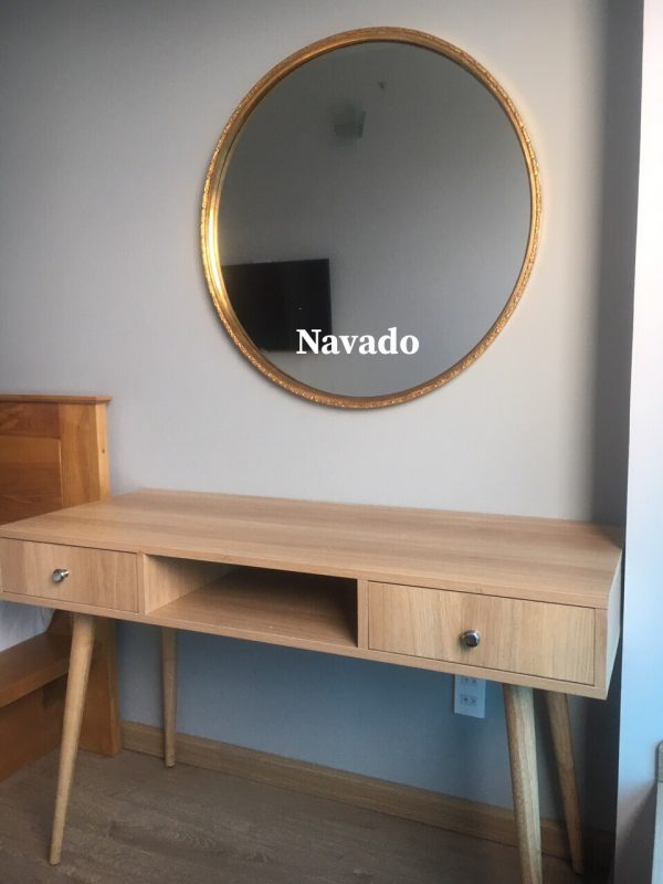Gương tròn treo tường Oras 80cm