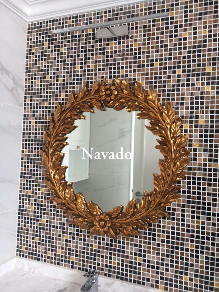 Gương trang trí phòng tắm Eros
